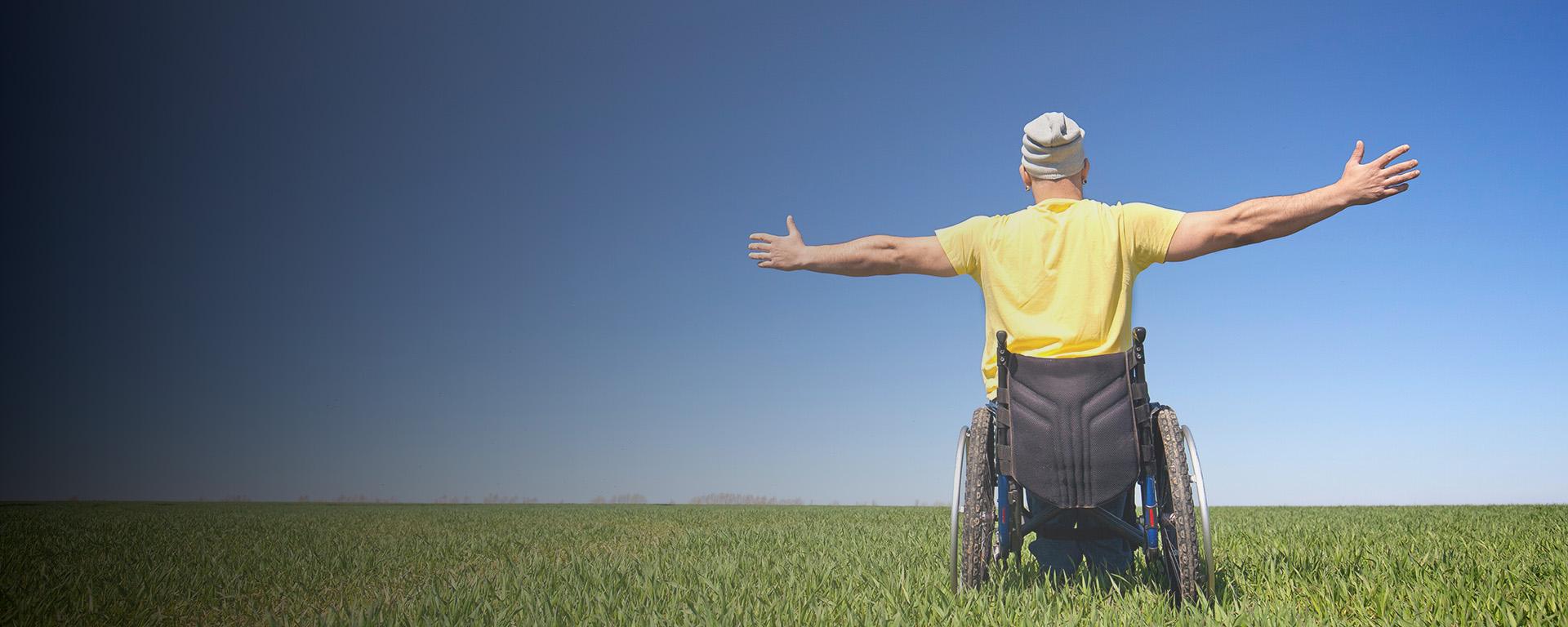 We support independence and wellbeing for elderly and disabled people